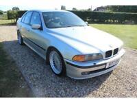 BMW Alpina PETROL MANUAL 1998/A