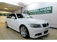 BMW 3 SERIES 318d M Sport Touring [2X BMW SERVICES]