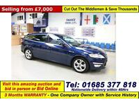 2012 - 12 - FORD MONDEO TITANIUM X ECONETIC 1.6 TDCI 5 DOOR ESTATE (GUIDE PRICE)