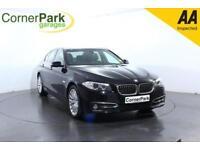 2014 BMW 5 SERIES 520D LUXURY SALOON DIESEL
