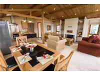 Stunning Lakefront Lodge for sale in the Heart of the Cambridgeshire Fens