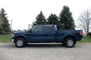 2010 Ford F-150 XTR 4x4- Super Crew.  ONE OWNER & 4 NEW TIRES!!