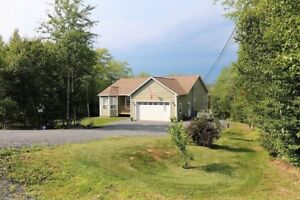WaterFront! 5 Year Young Bungalow! Hammonds Plains