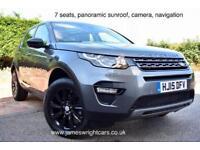 2015 Land Rover Discovery Sport 2.2 SD4 SE Tech 4X4 5dr
