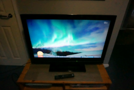 """Sony 37"""" full hd lcd tv with freeview"""