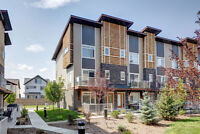 Immaculate 2-Storey Townhome End Unit in Skyview Ranch