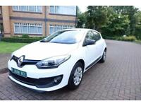 2013 Renault Megane 1.2 TCe Left hand drive lhd Spanish Registered