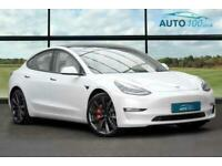 2019 Tesla Model 3 Dual Motor Performance Auto 4WDE 4dr (Performance Upgrade)