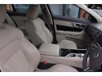 Jaguar XF V6 S PREMIUM LUXURY-REVERSE PARKING CAM-LEATHER UPHOLSTERY