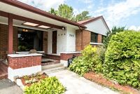 South Dorval Oversize bungalow for sale!!