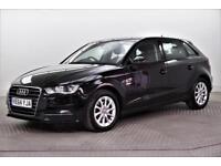 2015 Audi A3 TFSI SE Petrol black Manual