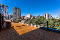 Penthouse Downtown - Fully Furnished Luxury Condo 2Bedrm 2Bathrm