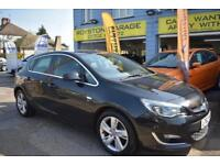 BAD CREDIT CAR FINANCE AVAILABLE 2012 62 VAUXHALL ASTRA 1.7CDTi SRi