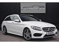 Mercedes C Class C220 CDI BlueTEC Estate AMG Line Premium Pack