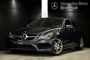 2014 Mercedes-Benz E350 4MATIC Coupe