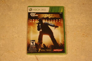 Rap Star Xbox 360 game in brand new condition