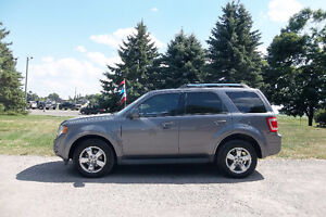 2009 Ford Escape LIMITED Edition 4WD Crossover-  ONLY $9950!!