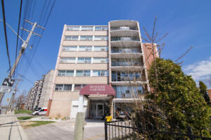 Hamilton Mountain 1 Bedroom For Rent With Laundry and Parking