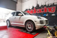 Porsche Cayenne ECU Tuning More Power Better Fuel Economy!