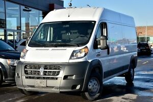2016 Ram ProMaster 3500 Cargo Van HIGH ROOF+ A/C+GROUPE ELECTRIC