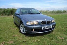 2001 BMW 3 Series 2.5 2dr