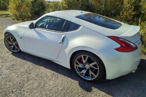 2016 Nissan 370Z Touring Sport