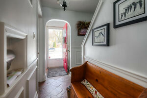 LOVELY HOME ON BIG BEAUTIFUL LOT IN EAST WARD!