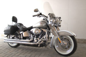 Estate Sale - 2008 Harley-Davidson FLSTN Softail Deluxe