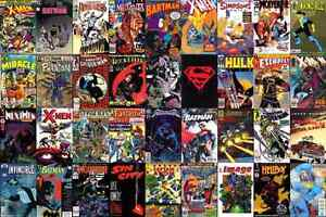 Comic Collections wanted
