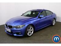 2018 BMW 4 Series 420d [190] M Sport 5dr Auto [Professional Media] Hatchback Die