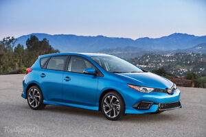 2016 Scion iM Hatchback - Lease takeover