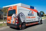 Mobile Tyre Franchise Opportunity - Brisbane - Gold Coast Ormeau Gold Coast North Preview