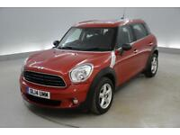 Mini Countryman 1.6 One D 5dr [Pepper Pack]