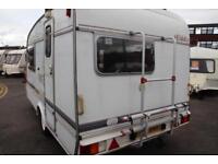 Elddis Whirlwind GT 2 1992 Berth Caravan £1995