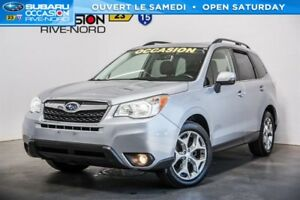 Subaru Forester Limited EyeSight NAVI+CUIR+TOIT.OUVRANT 2015