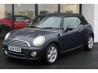 2014 MINI Convertible 1.6 Cooper D 2dr