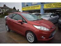 BAD CREDIT CAR FINANCE AVAILABLE 2010 10 FORD FIESTA 1.4 AUTO TITANIUM AUTOMATIC