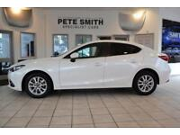 Mazda Mazda3 2.0 SE-L WITH NAVIGATION AND UNDER 14000 MILES FROM NEW!! 2015/15