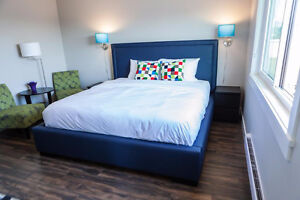 Come Experience our Brand New Rooms at Queens Hotel - NW, BC
