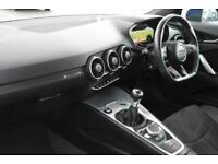 2017 Audi TT COUPE 1.8T FSI Sport 2dr Coupe Petrol Manual