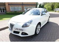 NOW SOLD 2011 Alfa Romeo Giulietta 1.4 TB left hand drive lhd UK registered