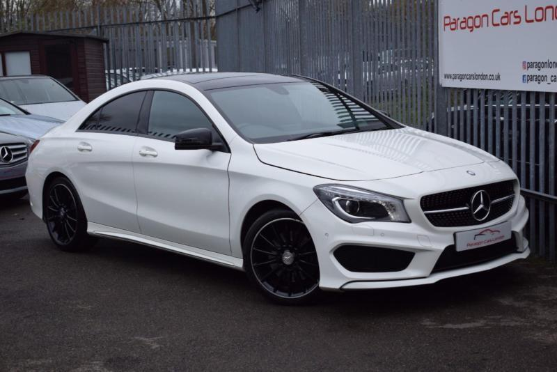 2014 Mercedes Benz CLA CLA220 Coupe 4Dr 2.1CDi 170 SS AMG Sport 7G