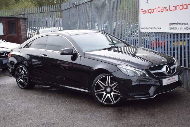 2014 Mercedes Benz E Class E400 Coupe 3.0 333 SS AMG Sport Plus 7GT+ Petrol