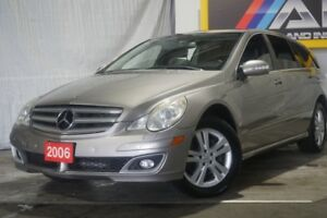 2006 Mercedes Benz R Class 4MATIC NAVIGATION LEATHER PANORAMIC S