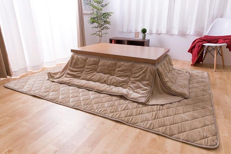 How To Make A Kotatsu