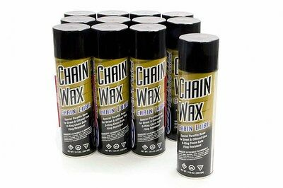 Maxima Racing Oils Chain & Cable Wax/Lube - 13.5 oz Can - Qty (12) - 74920