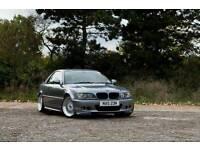 BMW 3 series E46 330CI Auto Convertible #Stunning example