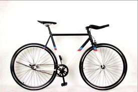 NEW lightweight fixed gear/single speed bicycle - ONLY £300!