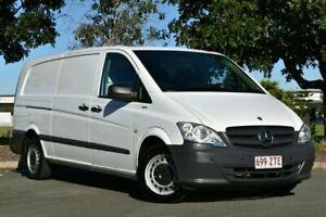2012 Mercedes-Benz Vito 639 MY11 113CDI White Automatic Van