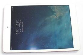 iPad mini 2nd Gen Wi-Fi 16GB Silver Model